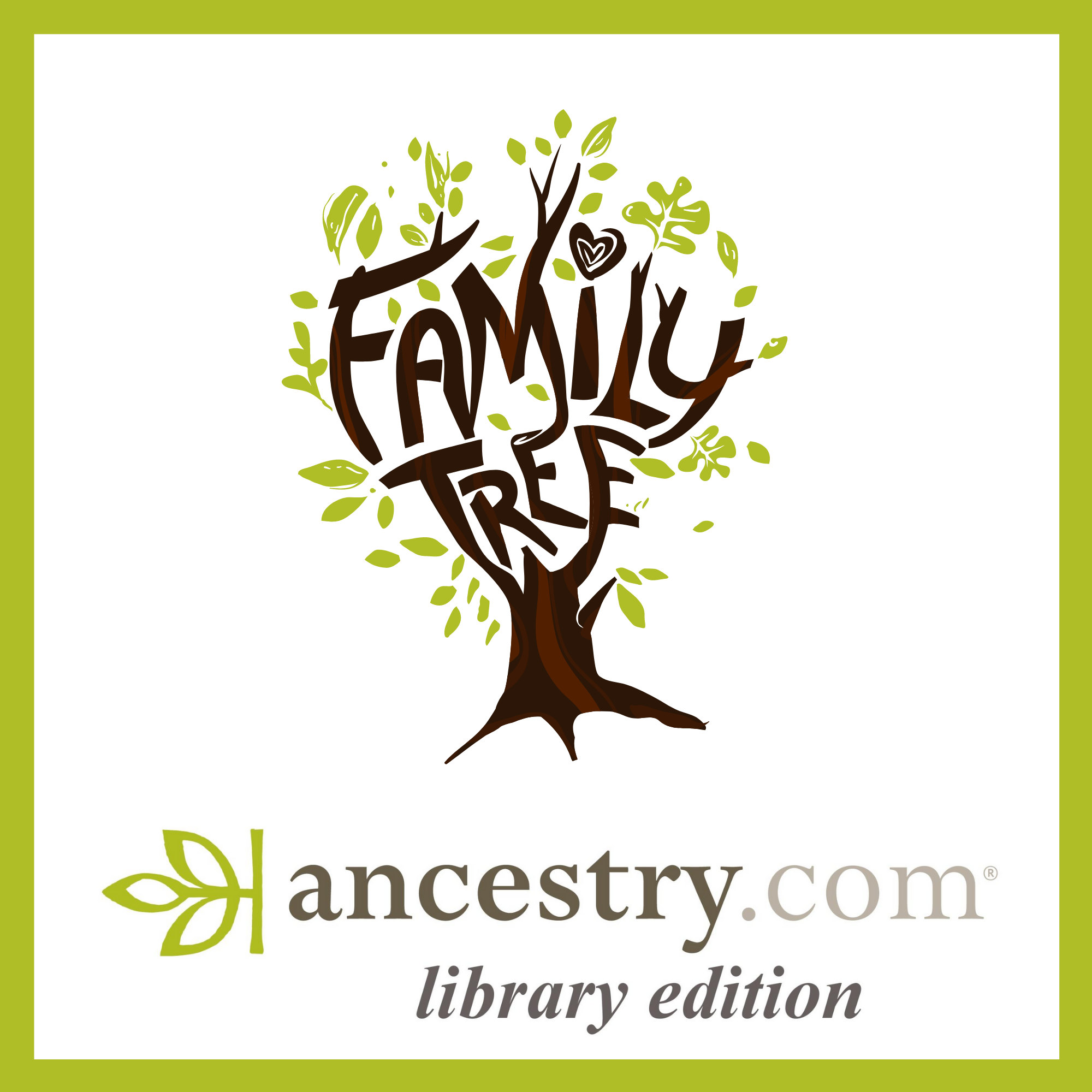 Ancestry.com from home