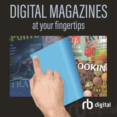 RBdigital Magazines - formerly Zinio